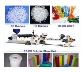 Máy đùn màng PP/PE/PS