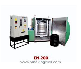 Máy sản xuất bồn nhựa 200L
