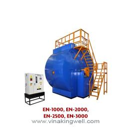 Máy sản xuất bồn nhựa 1000L-3000L