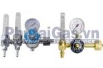 Đồng hồ điều áp Argon
