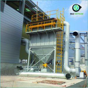 Hệ thống hút bụi ngành thép - cơ khí