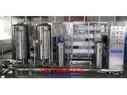 Hệ thống xử lý RO công suất 6000 lít/giờ