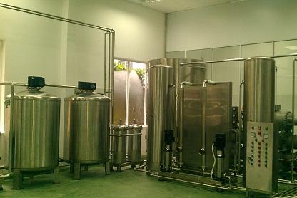 Hệ thống xử lý nước