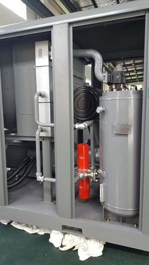 Máy nén khí BUMA BFD110 – 150HP