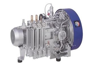 Máy nén khí cao áp Jab SV1101-80
