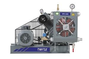 Máy nén khí Piston cao áp 40 Bar Hertz