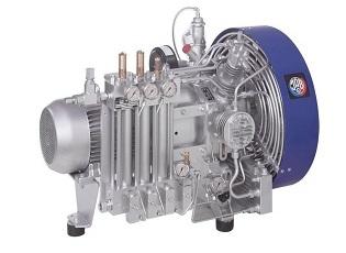 Máy nén khí cao áp Jab SV200-64