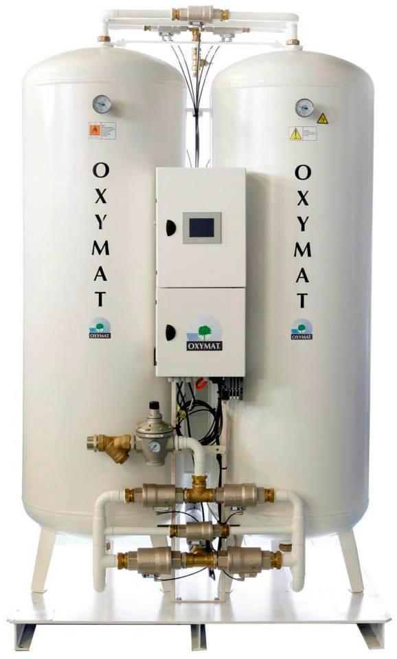 Máy tạo khí Oxy Oxymat