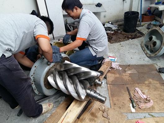 Bảo trì, sửa chữa máy nén khí