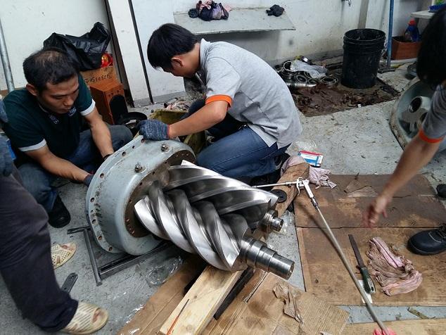Sửa chữa bảo trì máy nén khí