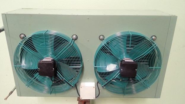 Dàn ngưng tụ giải nhiệt gió