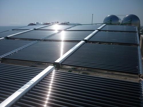HT năng lượng mặt trời tại khách sạn Fansipan