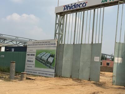 Trạm điện 2500KVA công trình Phú Nông