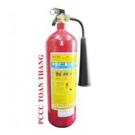 Bình chữa cháy khí C02