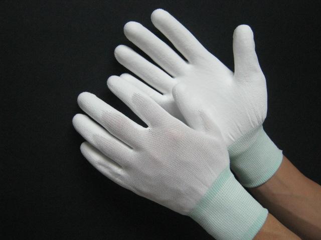 Găng tay phủ PU lòng