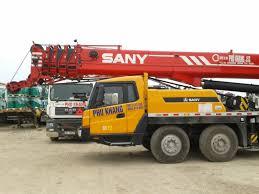 Cho thuê xe cẩu 50 tấn