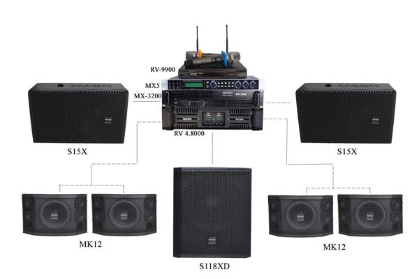 4. S15X- 2 cp MK12- 1 cai S118XD