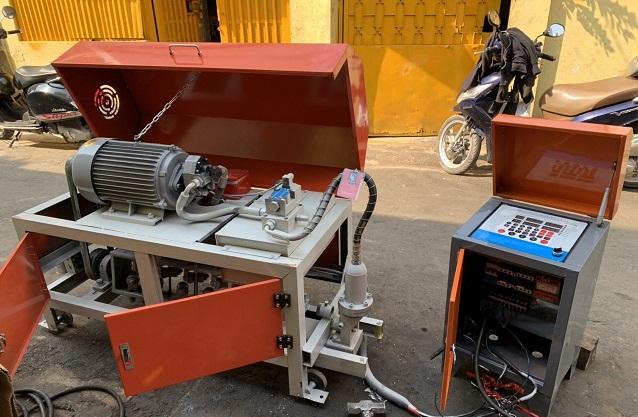 Cho thuê máy duỗi sắt GT4-12