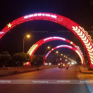 Cổng chào Thái Bình