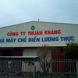 Công ty Thuận Khang - Thái Bình