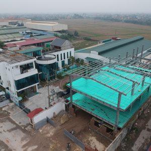 Nhà xưởng may Tùng Lộc