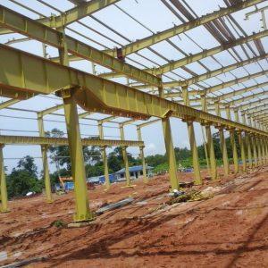 Công xưởng Lào