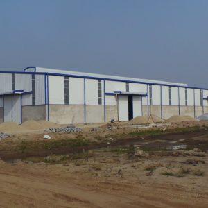 Nhà xưởng công ty Lam Sơn