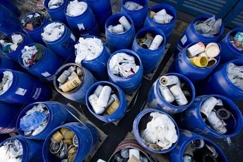 Dịch vụ xử lý chất thải độc hại