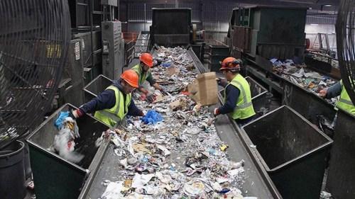 Dịch vụ xử lý rác thải