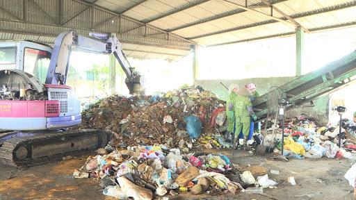 Dịch vụ xử lý chất thải sinh hoạt