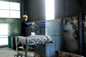 Xử lý chất thải tại nhà máy Phú Thọ