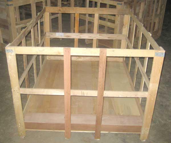 Khung thùng gỗ