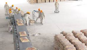 sản xuất xi măng