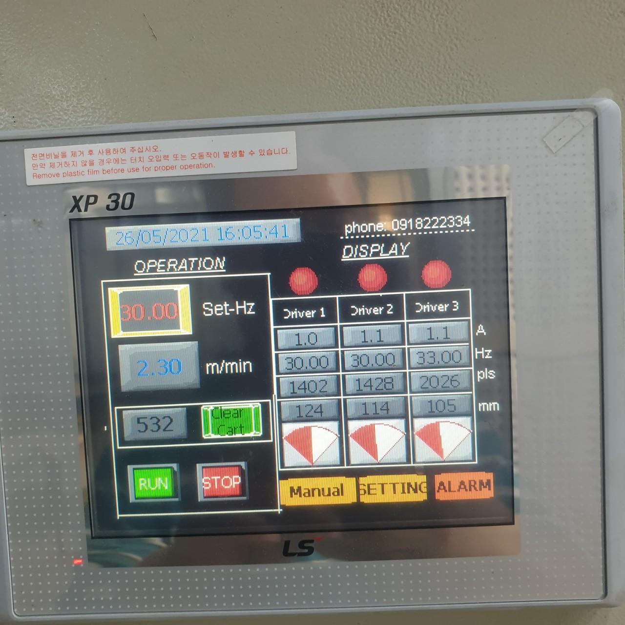 Lập trình PLC tủ điện điều khiển tự động