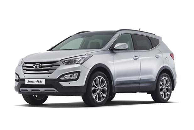 Xe Hyundai Santa Fe