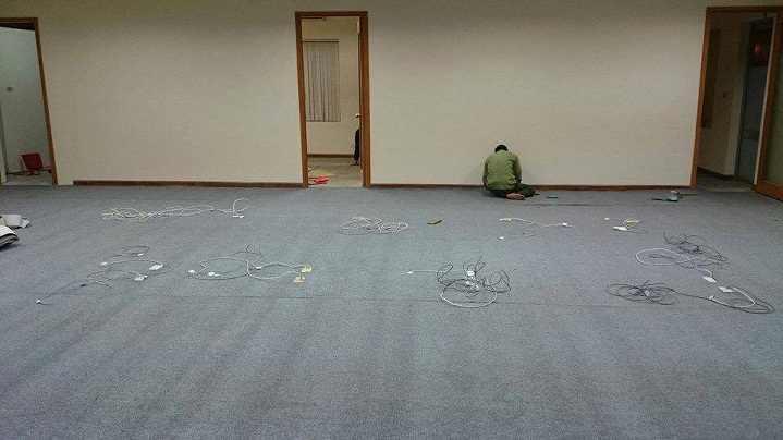 Thảm trải sàn văn phòng