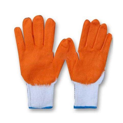 Găng tay bảo hộ len tráng nhựa