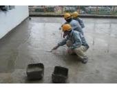 Thi công chống thấm mái bê tông
