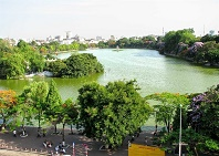 Du lịch Hồ Hoàn Kiếm