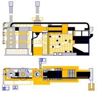 Lò đốt chất thải rắn sinh hoạt BD-ANPHA 2000