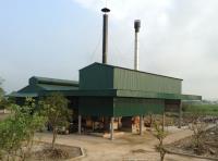 Lò đốt rác thải công nghiệp không nguy hại