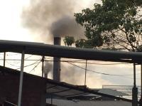 Xử lý khói thải của lò hơi