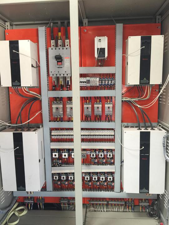Lắp Đặt Hệ Thống Biến Tần & PLC