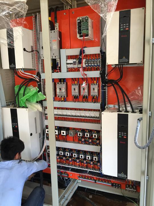 Thi Công & Lắp Đặt Tủ Điện Công Nghiệp