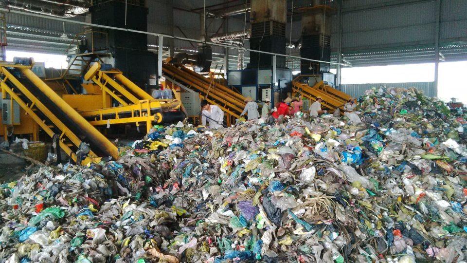 Xử lý chất thải tại Bình Dương