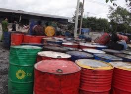 Xử lý dầu nhớt thải