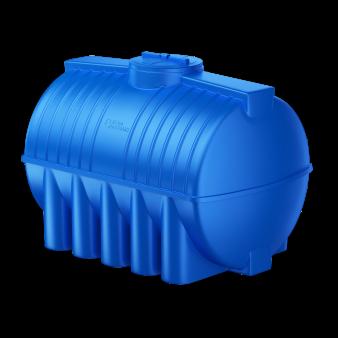 Bồn nước nhựa ngang 1000L