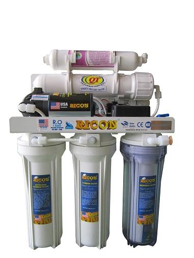 Máy lọc nước RO 5 cấp lọc