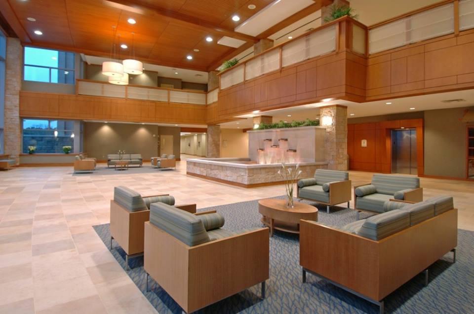 Hình ảnh nội thất sảnh khách sạn