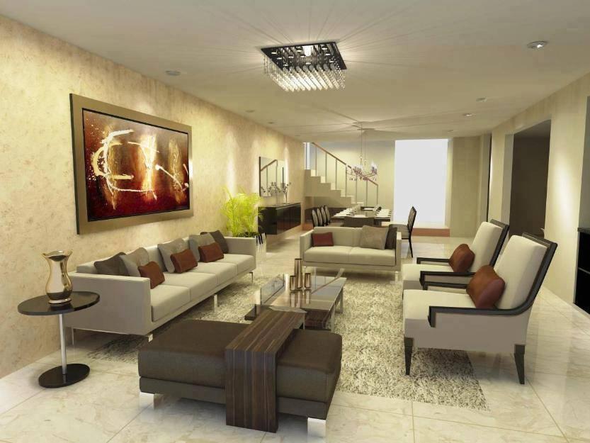 Hình ảnh nội thất phòng khách